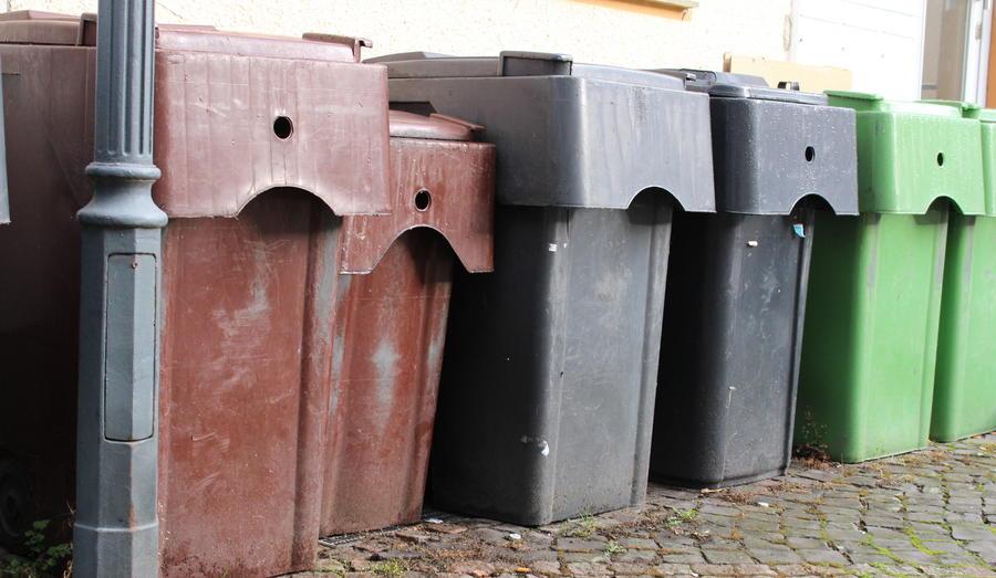 Ab Mitte Oktober werden die braunen Tonnen wieder alle zwei Wochen abgefahren.