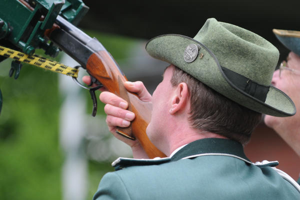 Schützenfest in Listerscheid