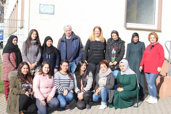 Zweiter Deutschkurs für Frauen