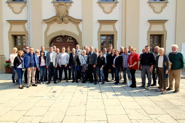 Begeisterung pur: Attendorner in Rawicz