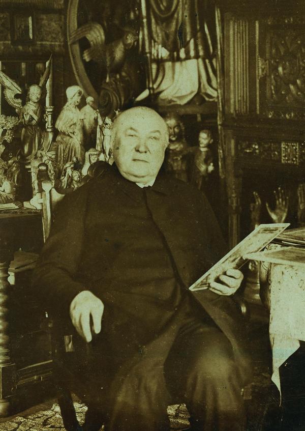 100. Todestag von Alexander Schnütgen