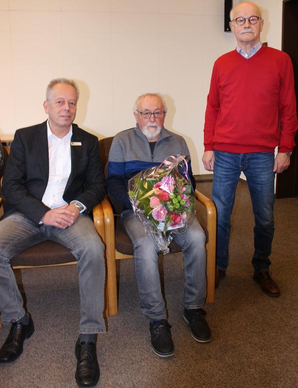 Seniorenrat verabschiedet Günther Bauernschmitt