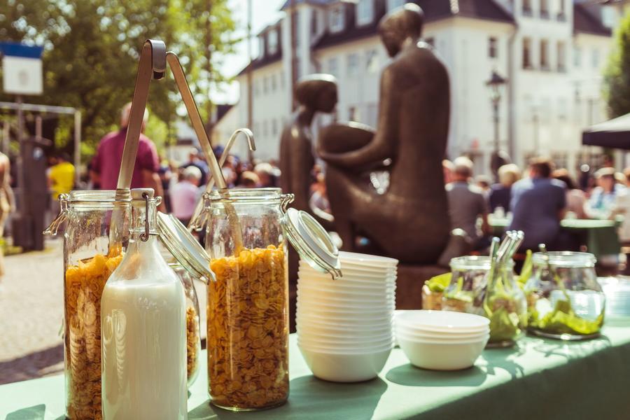 Am Samstag, 11. Mai 2019,  wird zum dritten Mal das beliebte Hansefrühstück in der Attendorner Innenstadt veranstaltet.