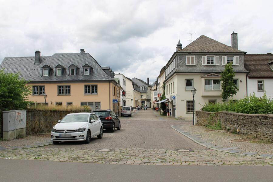 Bild vergrößern: Der Altstadteingang Süd wird inh den kommenden Wochen umgestaltet.