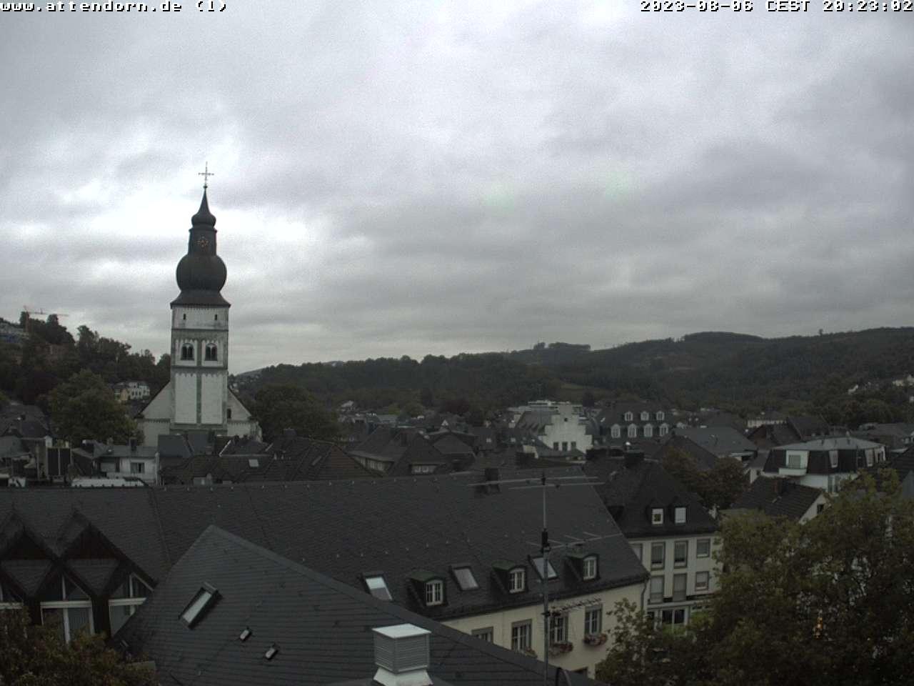 Webcam Rathaus - Attendorner Geschichten - Stadtmagazin Lokalnachrichten Attendorn