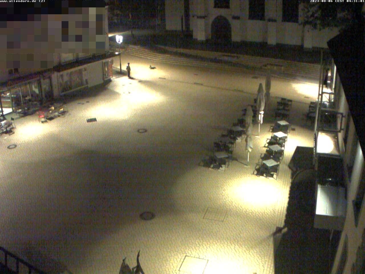 Webcam Alter Markt - Attendorner Geschichten - Stadtmagazin Lokalnachrichten Attendorn